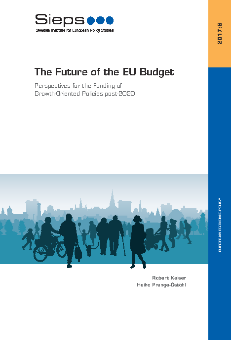 The Future of the EU Budget
