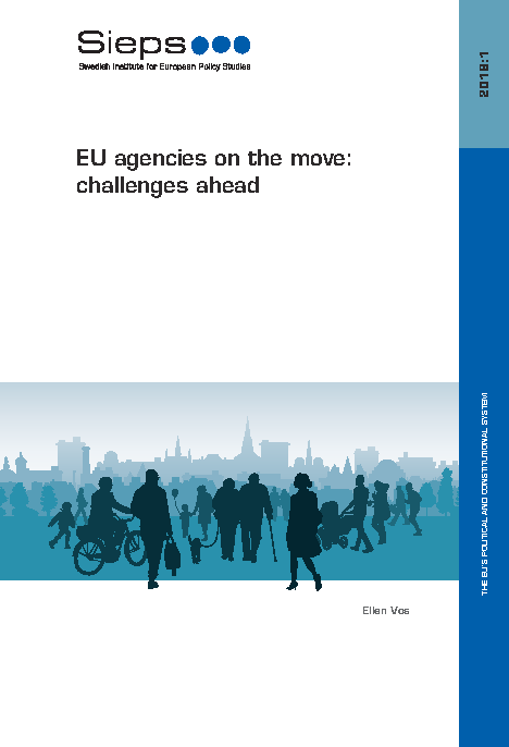 EU agencies on the move: challenges ahead